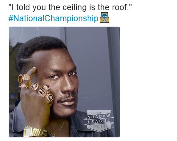 LeBron complaining