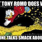 Tony Romo Rich