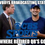 Where Retired QBs Go