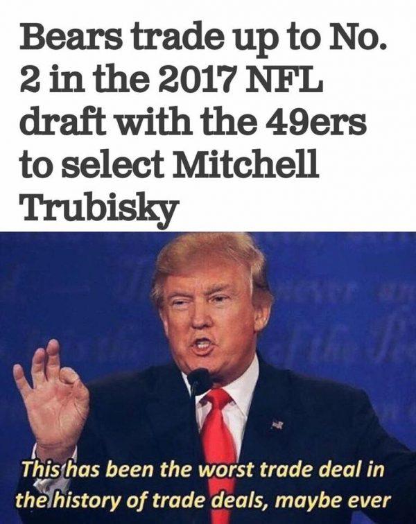 Worst Trade Deal Meme