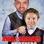 Ankle Breaker Brothers