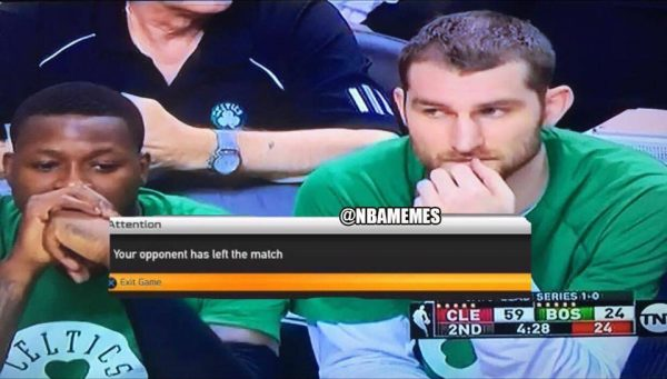 Celtics Logged Out
