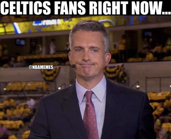 Celtics fans right now Bill Simmons