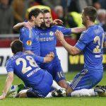Chelsea 2013 Europa League