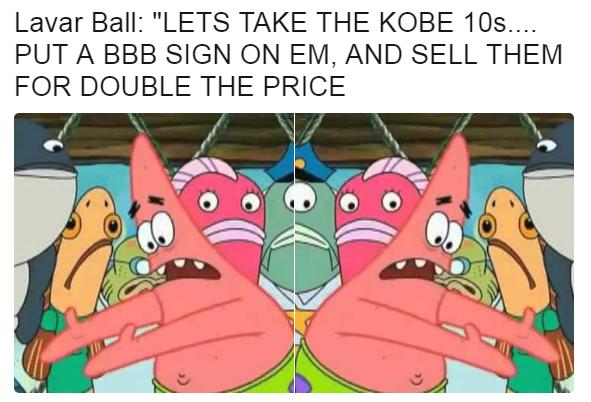 Copying the Kobe 10s