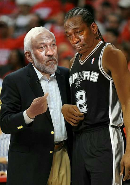 Crying Pop Kawhi