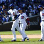 Cubs beat Giants