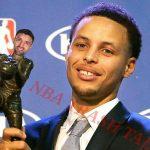 Curry Zaza MVP statue