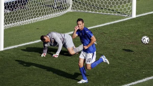 Francesco Totti Goal 2006 World Cup vs Australia