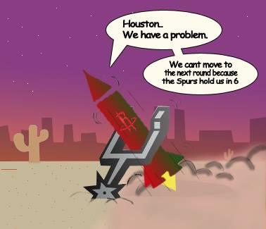 Houston has a problem