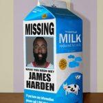 James Harden Missing