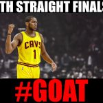 James Jones Goat