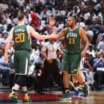 Jazz Clippers Game 7