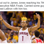 King James Jones
