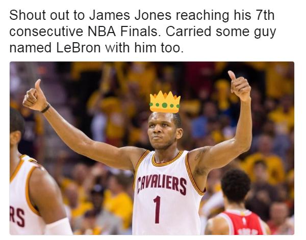 King James Jones