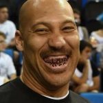 Lavar Ball Crying Jordan Teeth