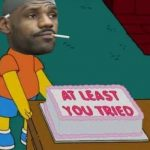 LeBron Celtics at least you tried