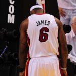LeBron James, Miami Heat, 2011