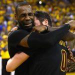 LeBron James Crying Game 7