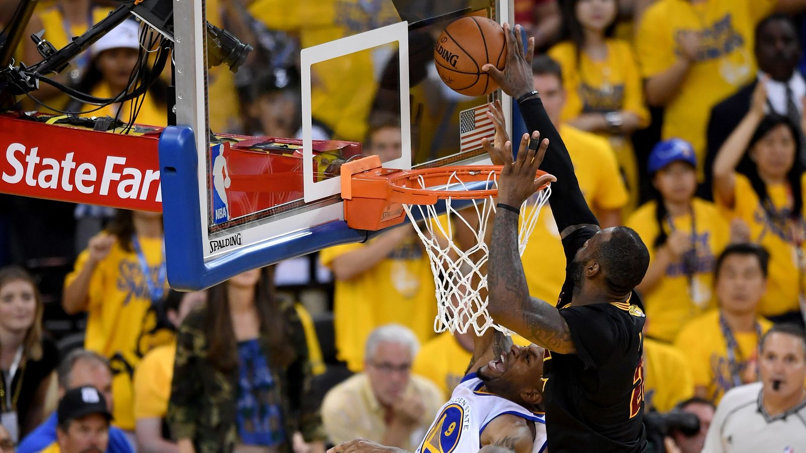 Kyrie Irving, Stephen Curry, 2016 NBA Finals