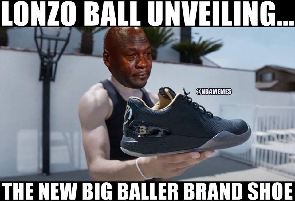 Lonzo Ball BBB