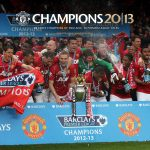 Manchester United 2013 Champions