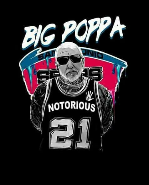 Notorious Popovich