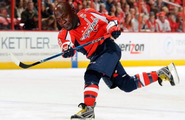 Ovechkin Crying Jordan