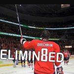 Ovechkin Eliminated