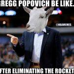 Popovich GOAT