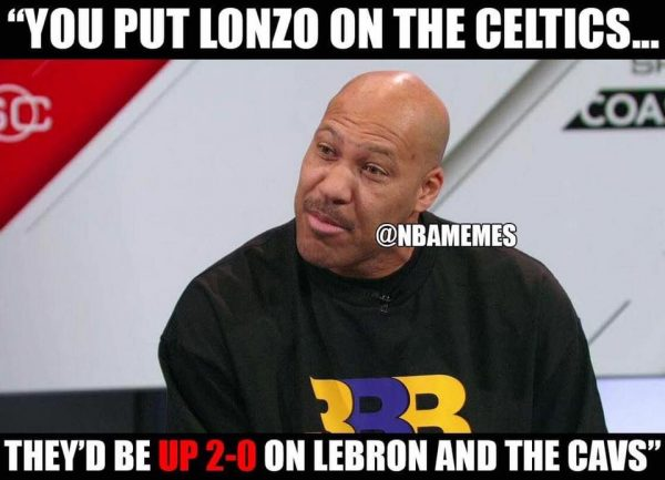 Put Lonzo on the Celtics
