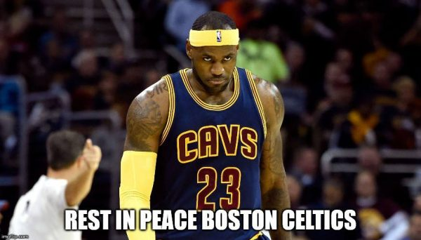 RIP Boston Celtics