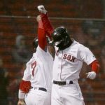 Red Sox beat Rangers