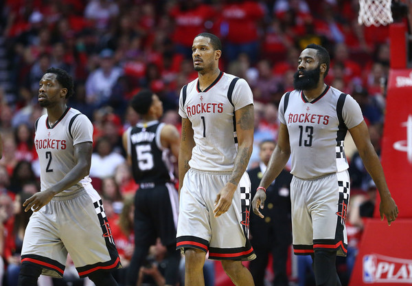 Rockets Losers