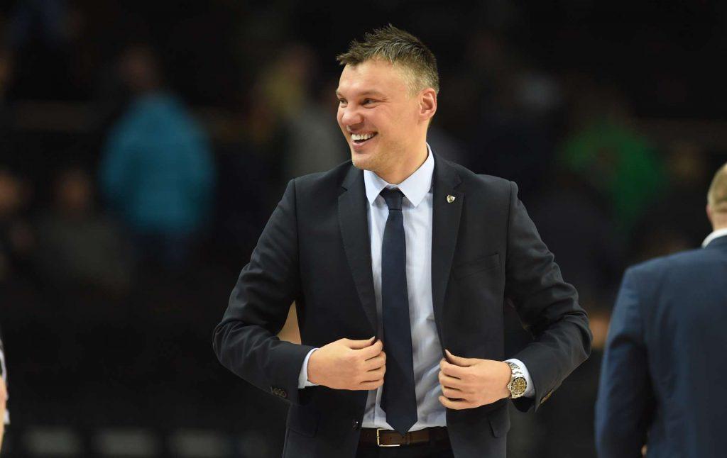 Saras Zalgiris Coach