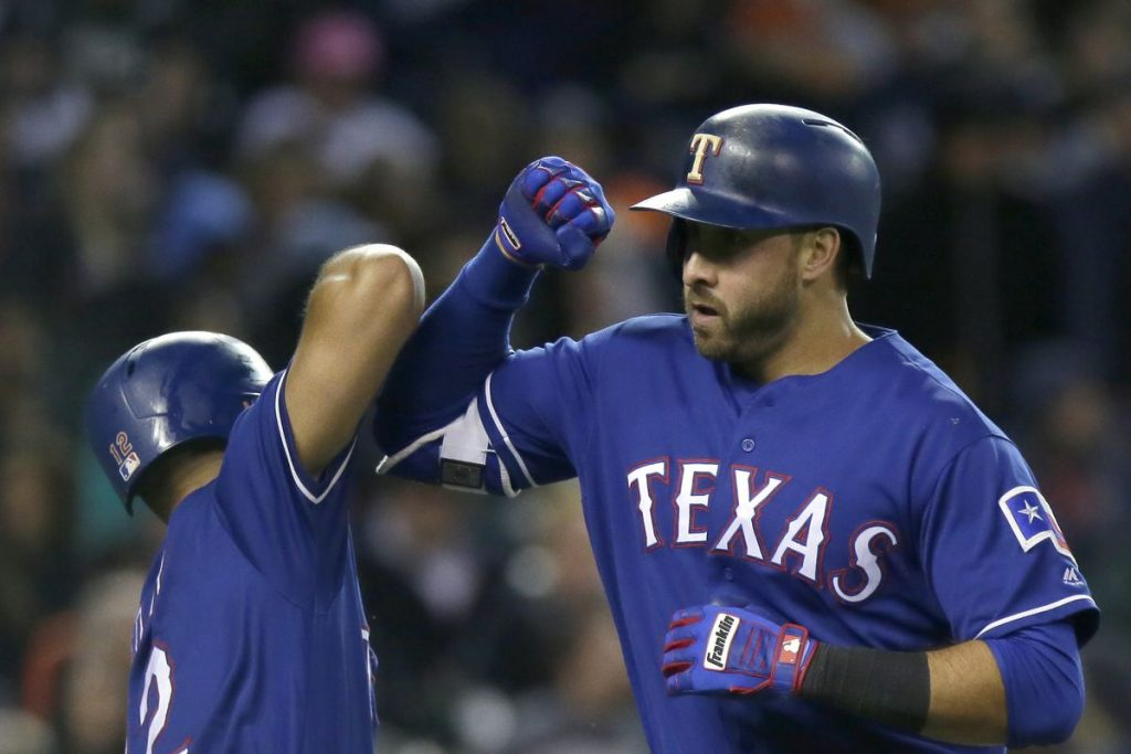 Texas Rangers 10 straight wins