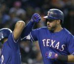 Texas Rangers 10 straight wins