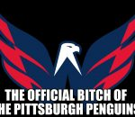 The official bitch of the Pittsburgh Penguins