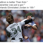 Things Strickland Said to Harper
