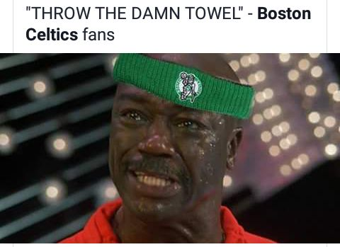 Throw the damn towel LeBron