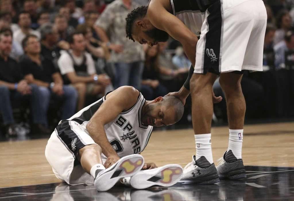 Tony Parker Injury