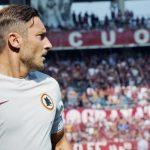 Totti goal number 250