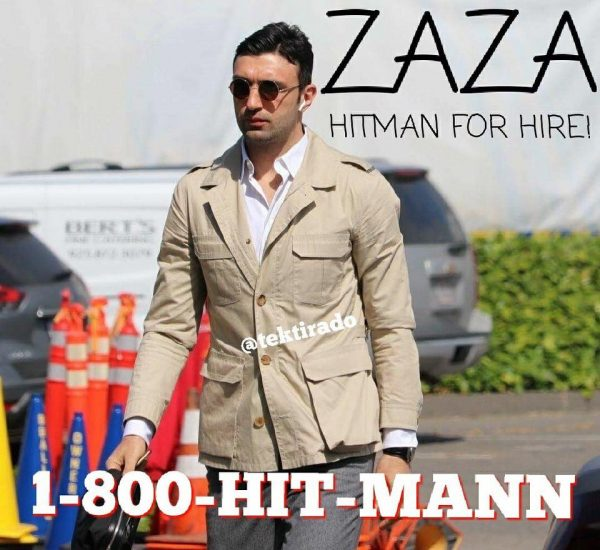 Zaza hitman for hire
