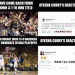 Ayesha Curry Twitter