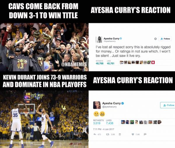 Ayesha Curry Twitter