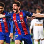 Barcelona PSG 6-1