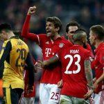 Bayern Arsenal 10-2