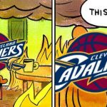 Cavaliers this is fine
