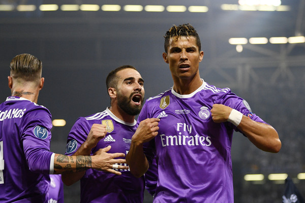 Cristiano Ronaldo, Goal, Real Madrid, Juventus, Champions League Final