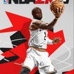 Crying Jordan Kyrie NBA2k cover
